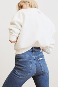 leexh&m jeans