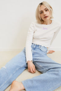 lee x h&m collection, top women, stylink affiliate platform
