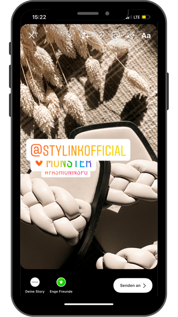 stylink, vergütungs-plattform, influencer, instagram geld verdienen, youtube geld verdienen, instagram story, instagram story tutorial, sticker